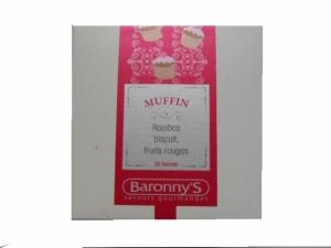 Rooibos Muffin Baronny's
