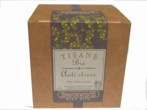 Tisane Anti stress BIO